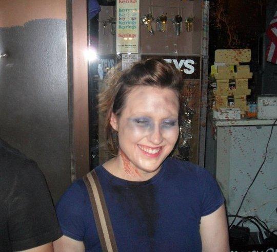 Photo of Zombie Lisa